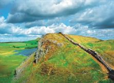 Hadrian`s Wall Notecard